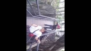 Anping Tree House visit in Taiwan with Friendship World Trek, Tainan