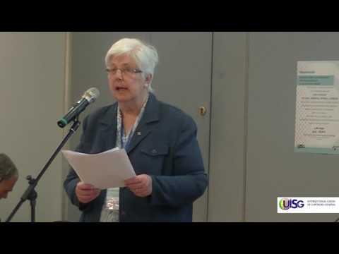 International Sisters Study: Sr Patricia Murray