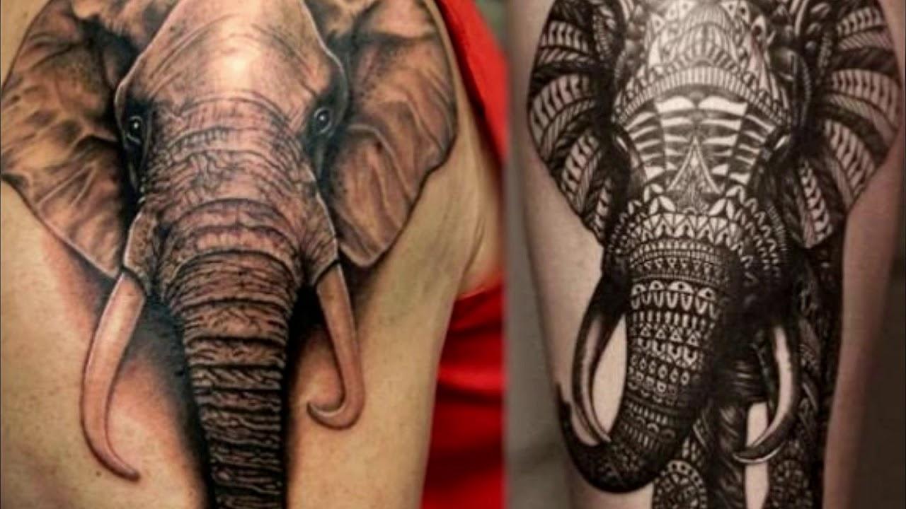 Tatuajes De Elefantes Significado Y Simbolismo Youtube