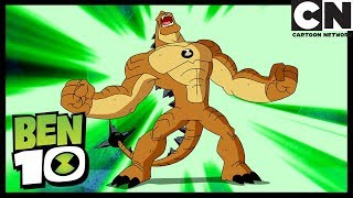 Best Ben 10 Transformations | Season 3 | Ben 10 | Cartoon Network