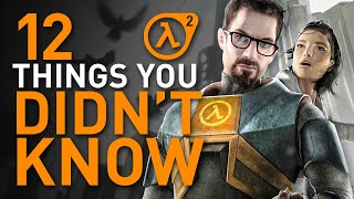 12 Things You Didn't Know About Half-Life 2