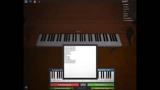 KALINKA MALINKA on Roblox Piano || TUTORIAL ||