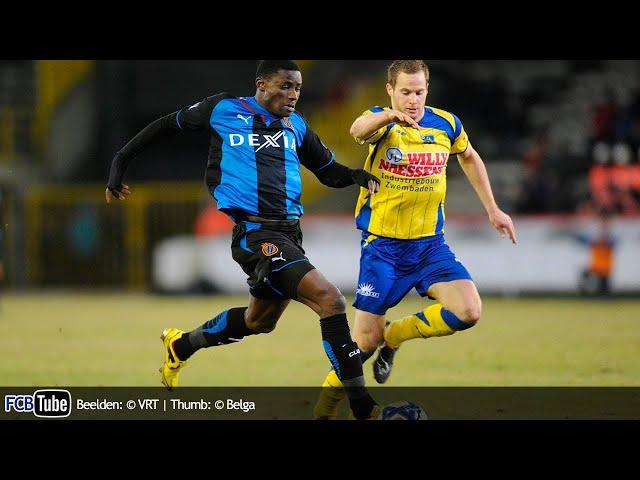 2009-2010 - Jupiler Pro League - 22. Club Brugge - VC Westerlo 2-1