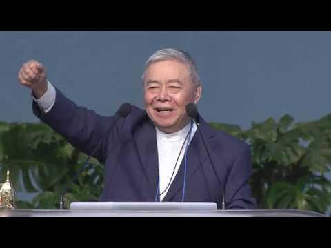 2018 OCCK 四 大聖殿早上研習會 劉群茂牧師 1
