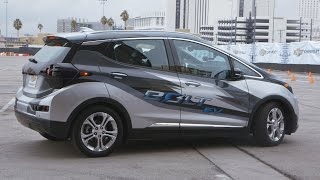 Driving the Chevy Bolt: An affordable electric car for everyone — CES 2016