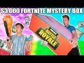 $3,000 FORTNITE EBAY MYSTERY BOX 📦❓Fortnite Gear, Toys, Skins & More!