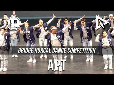 APT (1st Place) || Bridge Norcal 2018 || [Dynamiq Official 4K]