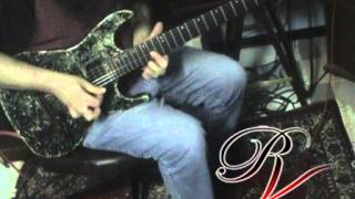 Richie Kotzen-Dream Of A New Day guitar solo performed by Riccardo Vernaccini