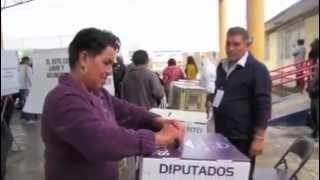 Estrategia en la compra de VOTOS en Querétaro del PRI de Fabian Pineda SJR