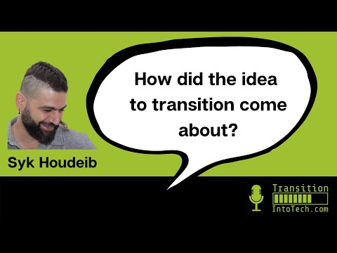 Syk Houdeib: 'Front-end developer... I still have to pinch myself!' 5
