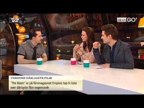 """""""Når dårlige film bliver kult""""  (Go'morgen Danmark, TV2, 11. januar 2011)"""