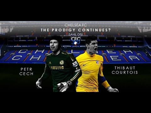 Petr Cech Vs Thibaut Courtois ● Best Saves ● The Ultimate Battle ● Ultimate Saves Compilation