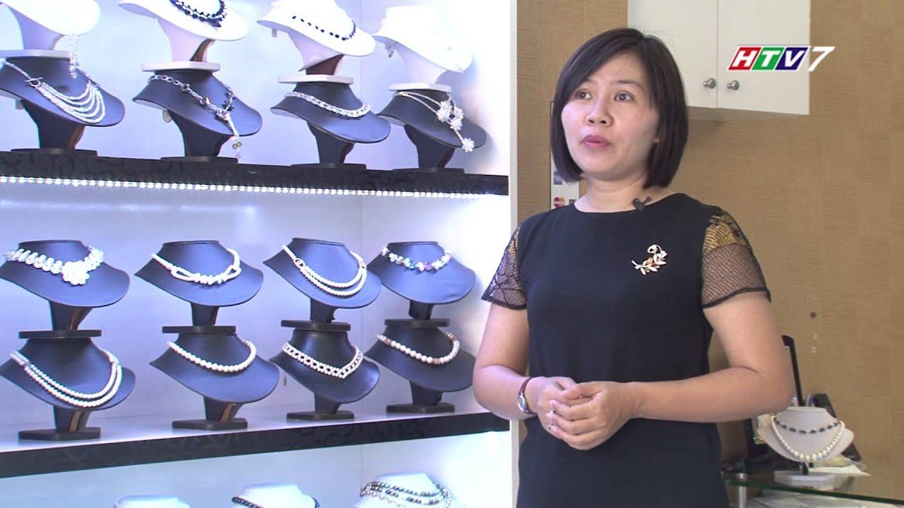 HTV7 – Phóng sự Cửa hàng trang sức nổi tiếng tại tphcm