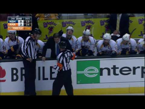 Gotta See It: Johansen given mysterious unsportsmanlike conduct penalty
