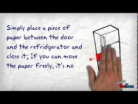 Reduce the power consumed by your fridge - Leaky Bucket