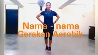 Download lagu Nama Gerakan Kaki Dalam Senam Aerobik