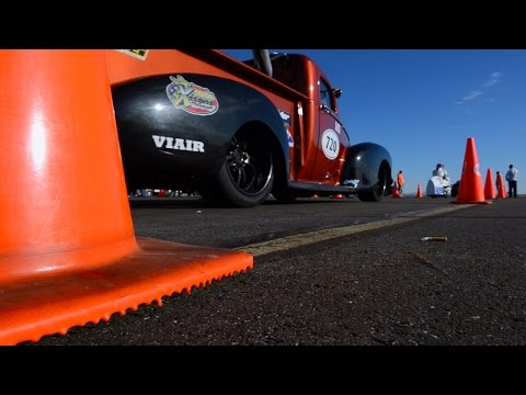 Land Speed Racing with On Board GoPro POV