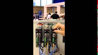 IMTS 2014 Delta A2 with TRIO EtherCAT Control Demo