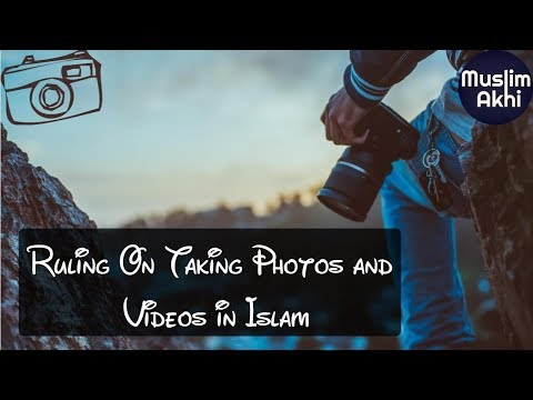 Are We Allowed To Take Photos and Videos In Islam? | Ask Mufti Menk