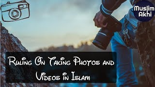 are we allowed to take photos and videos in islam? ask mufti menk