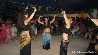Tejas Tribe | ATS -  2° Fiera MultiEtnica 2015 Palermo