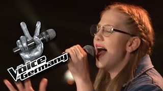 Kelly Clarkson - Because Of You | Jana Elena Hlava Cover | The Voice of Germany | Blind Audition