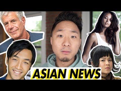 Asian news facial