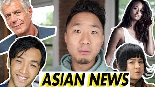 STAR WARS ASIAN RACISM and other news... // Fung Bros