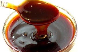 """""""ТЕРИЯКИ"""" соус. Как сделать ДОМА. """"TERIYAKI"""" sauce. How to make a home."""
