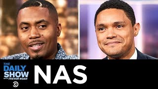"""Nas - """"The Lost Tapes 2"""" and His Sprawling Legacy as a Hip-Hop Artist   The Daily Show"""