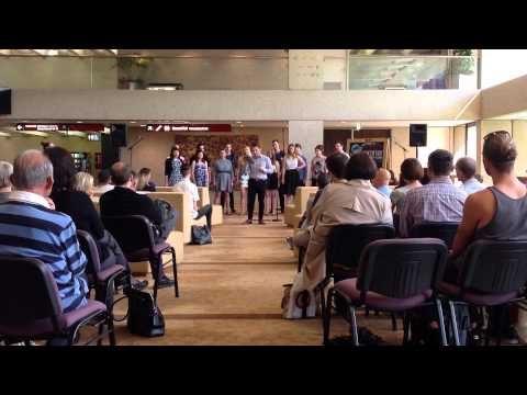The Australian Voices - Lunchtime Live at QPAC