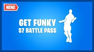 FORTNITE GET FUNKY DANCE EMOTE