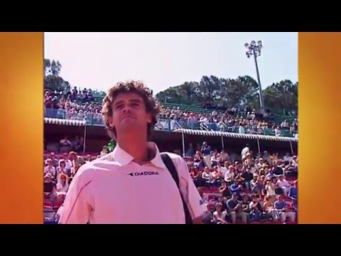 Ferrero Wins First Masters 1000 In 2001 Rome Classic Moment