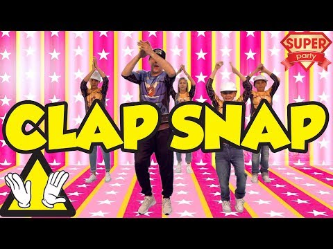 CLAP SNAP - Icona pop / Танцы с Super Party!!!