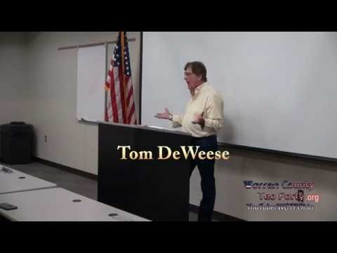 WCTP Meeting - 8 15 16 - speaker Tom DeWeese