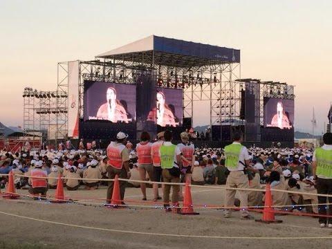 Ver. 2.0 - Pianoman Darrell ピアノマン・ダリル @ 23rd World Scout Jamboree