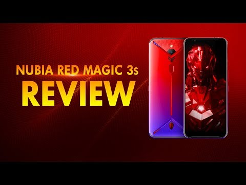 Nubia Red Magic 3s review: An affordable option for mobile gamers