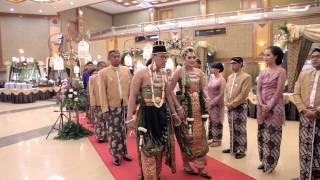 Upacara Panggih Pernikahan Adat Jogja Agnes & Dimas