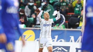 ヴァンフォーレ甲府vs松本山雅FC J2リーグ 第40節