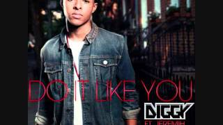 Do It Like You (Official Instrumental with Hook & Download) - Diggy Simmons ft. Jeremih