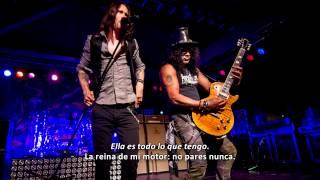 Slash ft. Myles Kennedy & The Conspirators - Automatic Overdrive (Subtítulos Español)