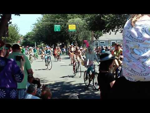 2015 Summer Solstice Parade Fremont Wa