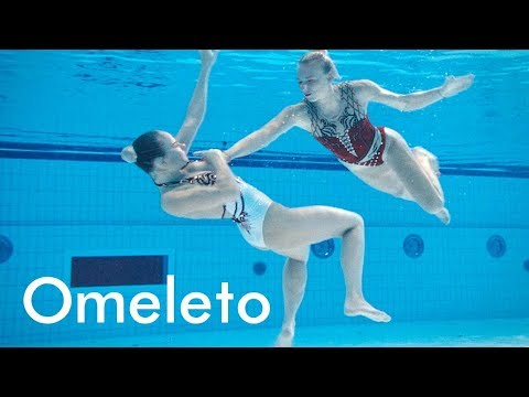 A synchronized swimmer tries to win the championship and her coach's heart. But a new girl shows up.