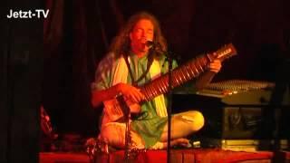 Open-Air Konzert mit Prem Joshua and The Mystics of Sound Teil 2/2 (Juli 2007)