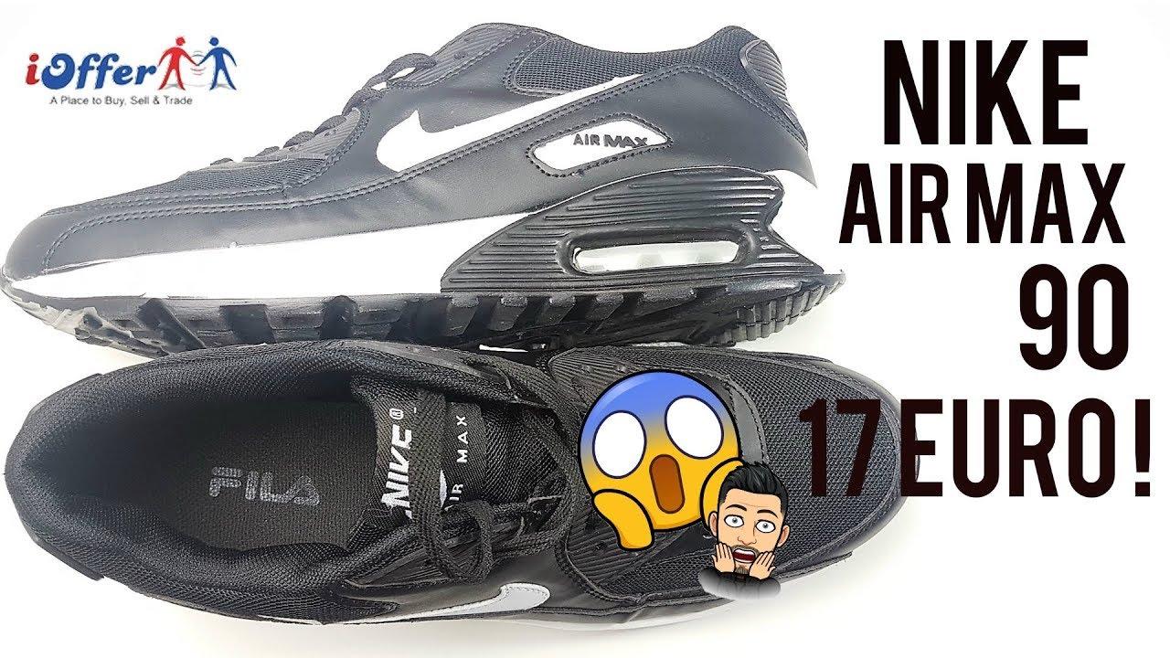 Nike Air Max 90 à 17e sur Ioffer - YouTube