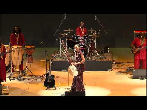 Bannaya - Sona Jobarteh Live in Guanajuato, Mexico