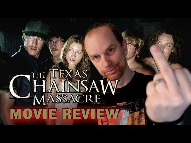 The Texas Chainsaw Massacre (2003 remake) movie review
