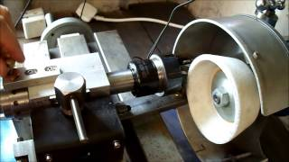 end mill sharpening