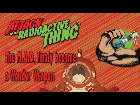 The M.A.D. (Modular Atomic Disintegrator) Got A Secret Buff & It's a Real Wonder Weapon Now COD IW