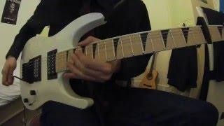 Savatage - Temptation Revelation (Guitar Cover)